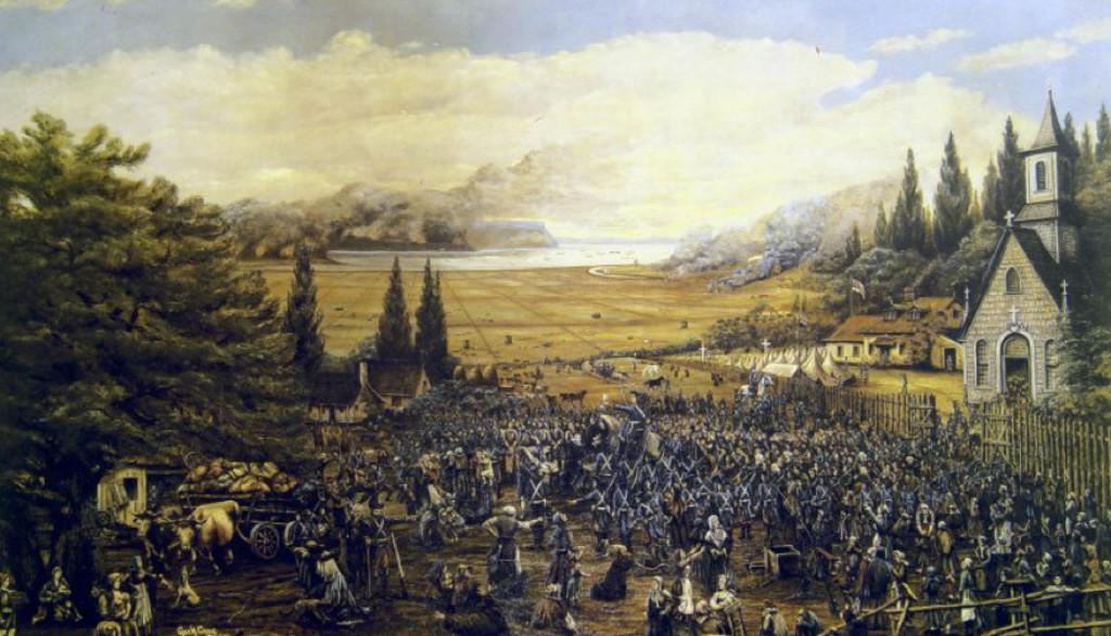 Canadian history essay